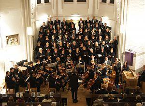 Chorkonzert in der Erlöserkirche