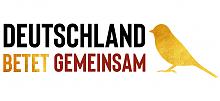 Logo zu Deutschland betet gemeinsam