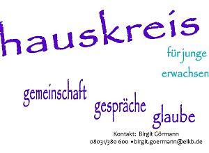Logo Hauskreis