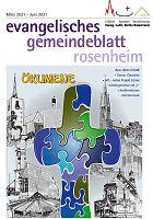 Titelseite Gemeindeblatt 2021 01