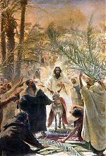 Jesu Einzug in Jerusalem
