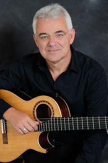 Volker Luft, Konzertgitarre