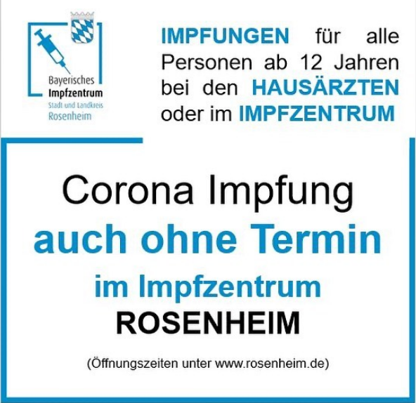 Info zu Coronaimpfungen
