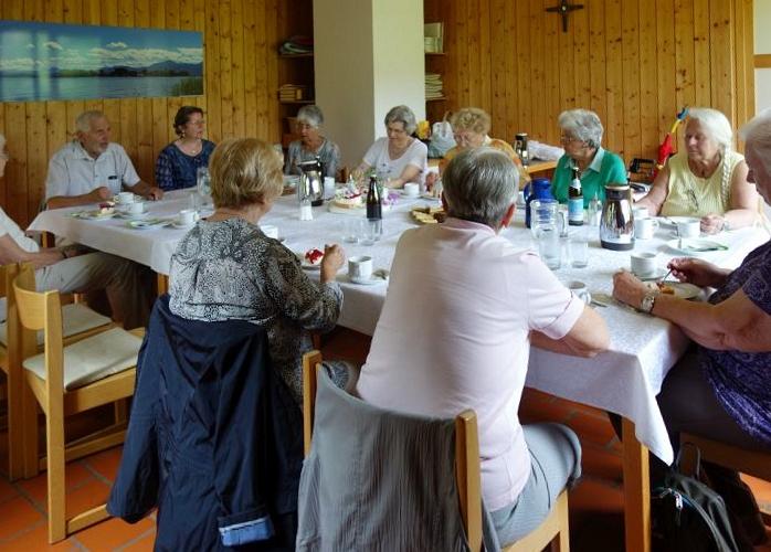 Seniorenkreis in der Versöhnungskirche