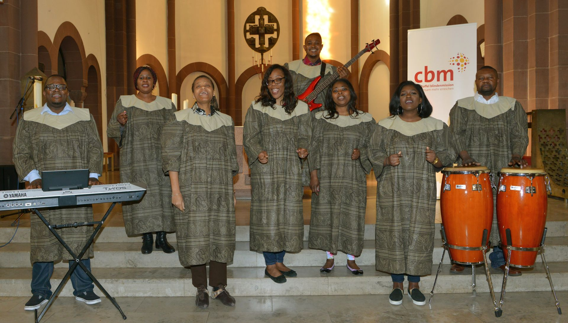 Chorale Africaine