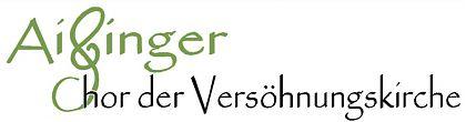 Logo AiSinger Chor