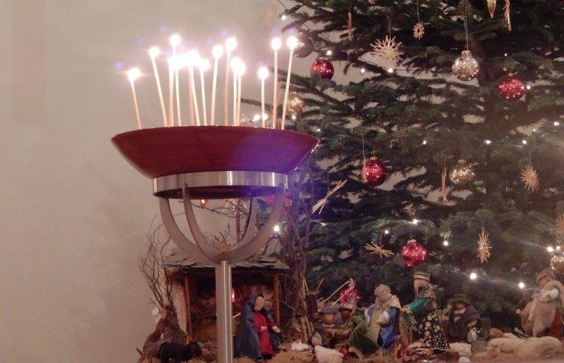 Kerzen des Andenkens