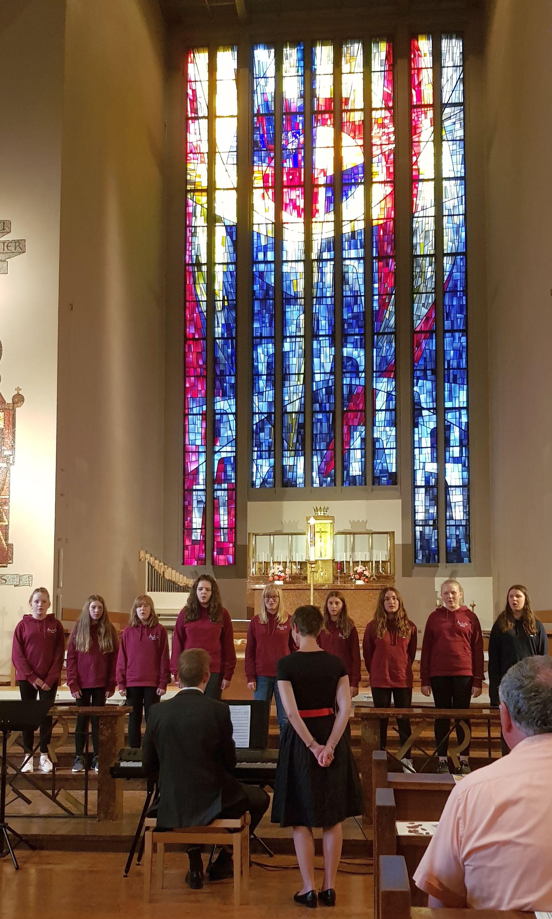 Chor Apostelsingers