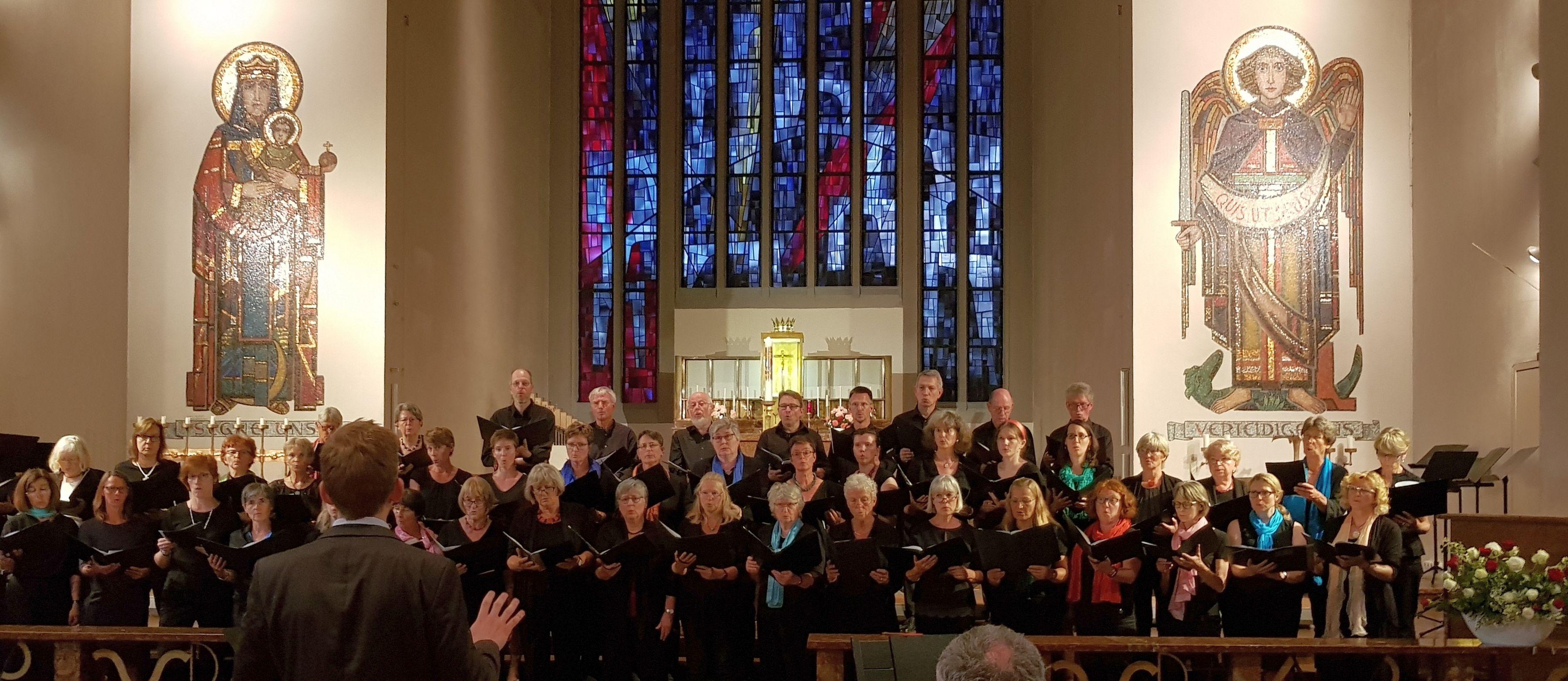 Chor an der Erlöserkirche