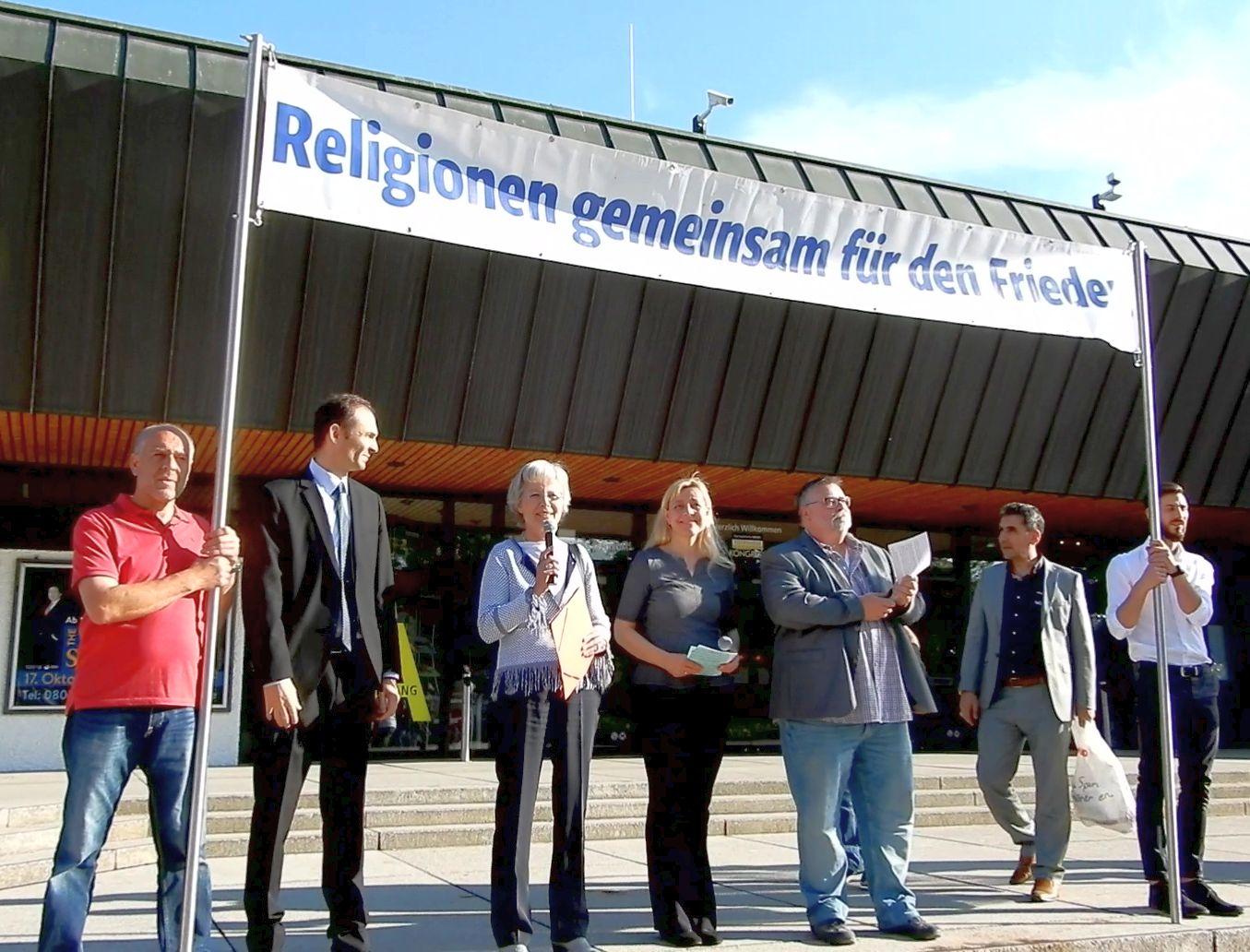 Friedensweg der Religionen