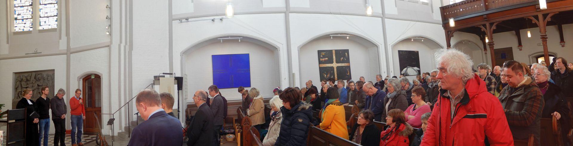 Allianz Gottesdienst