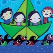 Logo Kindergarten Noahs Arche