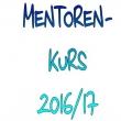 Mentorenkurs 2016