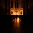 Erlöserkirche im Dunkeln