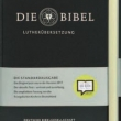 Buchdeckel Lutherbibel 2017