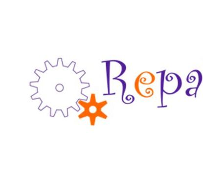 Logo des Repair Cafe's