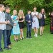 Konfirmanden an der Versöhnungskirche 2018