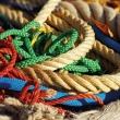 ein Haufen Seile