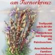 Einladung zum Palmsonntag am Turnerkreuz um 9:30 Uhr