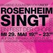 Logo Rosenheim singt